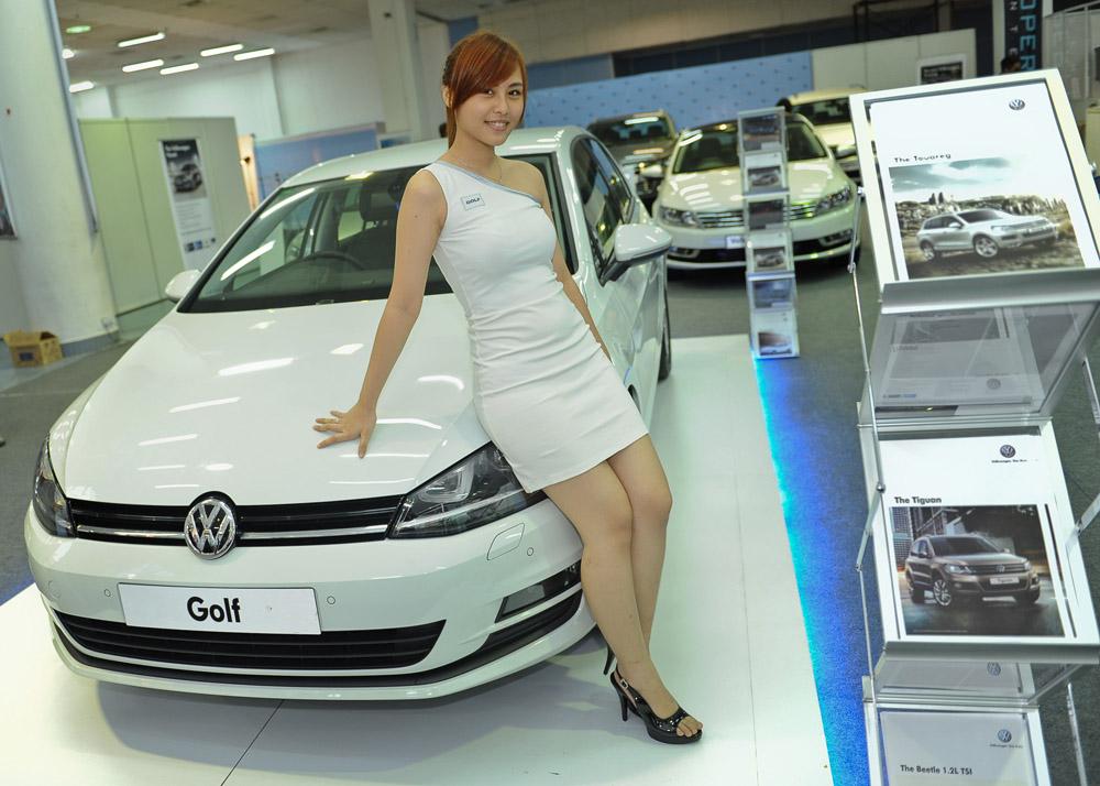 PIHex Volkswagen Display 2