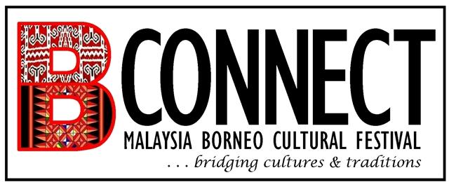 Logo Malaysia Borneo Cultural Festival res