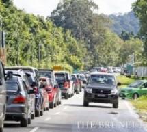 'Bridge cuts travel time, but border post delays remain'