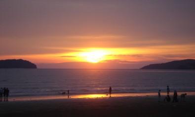 Tanjung Aru beach. Photo: Wikipedia